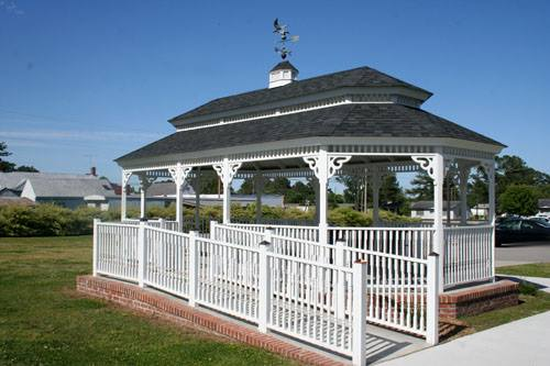 The Gazebo in Black Creek