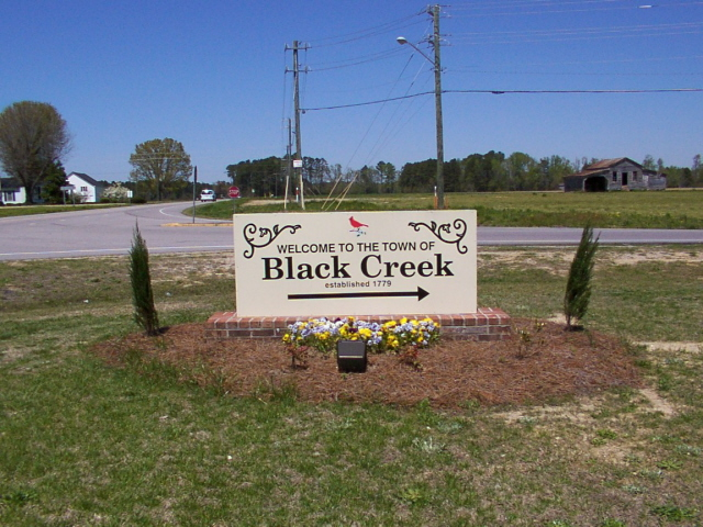 Welcome to Black Creek